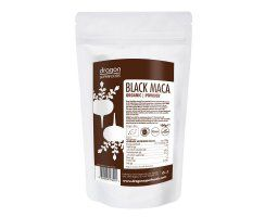 Dragon Superfoods Bio Black Maca Pulver 100g