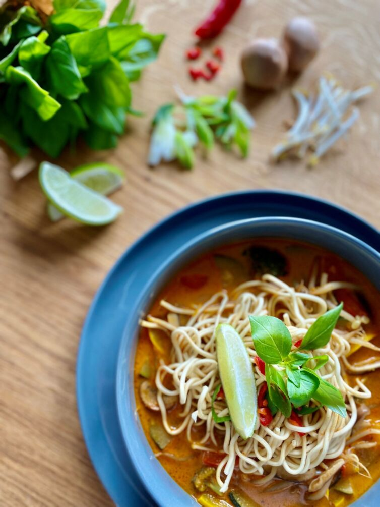 Thai Curry Suppe2