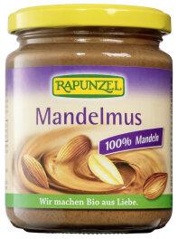Rapunzel Mandelmus Bio 250g