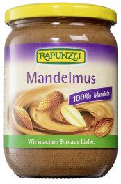 Rapunzel Mandelmus Bio 500g
