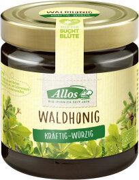 Allos Waldhonig 500g Bio