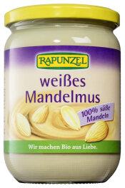 Rapunzel Weißes Mandelmus Bio 500g