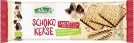 Allos Choco Kekse Zartbitter 130g