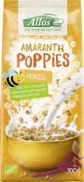 Allos Amaranth-Honig-Poppies 300g