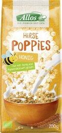 Allos Hirse Honig Poppies 200g Bio