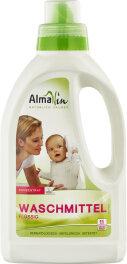 AlmaWin Vollwaschmittel Flüssig 750 ml