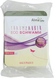 AlmaWin SauberZauber Eco Schwamm 2 Stk