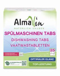 AlmaWin Spülmaschinen Tabs 25 Stk
