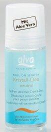 Alva Kristall Deo Roll on sen. 50ml