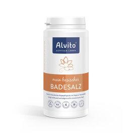 Alvito Basen Juwel Badesalz 400g