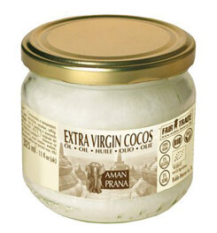 Amanprana Cocos Öl nativ extra 325ml