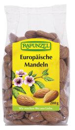 Rapunzel Mandeln Europa Bio 200g