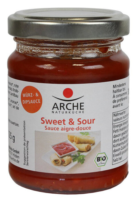 Arche Naturküche Spice it up Sweet & Sour 125g