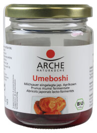 Arche Naturküche Umeboshi Aprikosen 125g