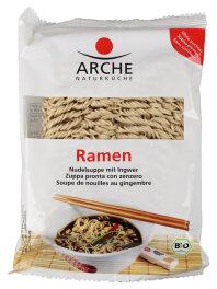 Arche Naturküche Ramen, japanische Nudelsuppe 108g
