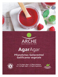 Arche Naturküche Agar-Agar 30g