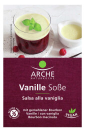 Arche Naturküche Vanille Soße 60g