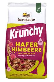 Barnhouse Krunchy Amaranth Himbeer & Aron 380g
