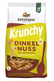 Barnhouse Krunchy Amaranth Dinkel/Nuss 380g