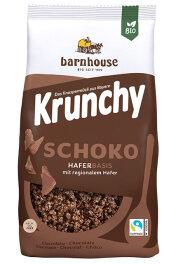 Barnhouse Krunchy Schoko 750g