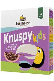 Barnhouse KnuspyKids Reis Kakaobällch 250g
