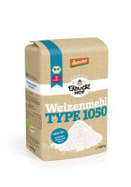 Bauckhof Demeter Weizenmehl Type1050 1kg