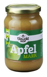 Bauckhof Apfelmark ungesüßt Bio 360g
