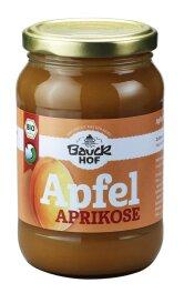 Bauckhof Apfel-Aprikosenmus gesüßt Bio 360g