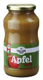 Bauckhof Apfelmus mit Apfeldicksaft 0,7kg