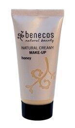 Benecos Natural Creamy Make-Up honey 30ml