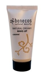 Benecos Natural Creamy Make-Up caramel 30ml
