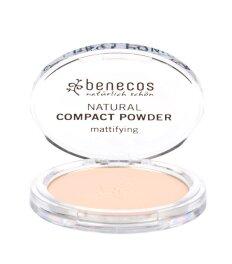 Benecos Compact Powder porcellaine 9g