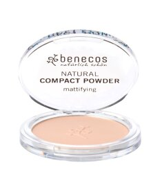 Benecos Compact Powder sand 9g