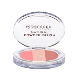 Benecos Natural Trio Blush fall in love 5,5 g