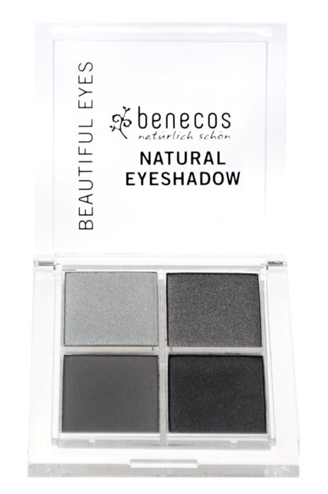 Benecos Quattro Eyeshadow smokey ey 8g