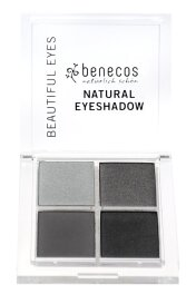 Benecos Quattro Eyeshadow smokey ey 8g