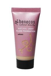Benecos Fluid Foundation sahara 30ml