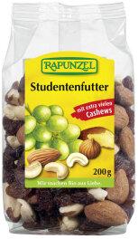 Rapunzel Studentenfutter Nussmischung Bio 200g
