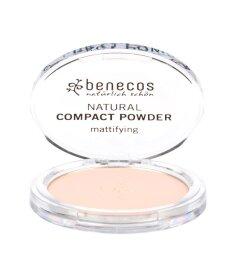 Benecos Compact Powder fair 9g