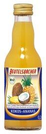 Beutelsbacher Kokos-Ananas 200ml Bio