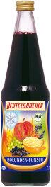 Beutelsbacher Holunder-Punsch 700ml Bio