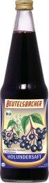 Beutelsbacher Holundersaft Direktsaft 700ml Bio