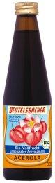 Beutelsbacher Acerola Vollfrucht 330ml Bio