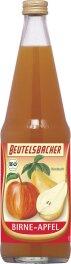 Beutelsbacher Birne-Apfelsaft klarer Direktsaft 1l Bio