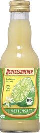 Beutelsbacher Limettensaft naturtrüber Direktsaft...
