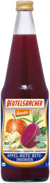 Beutelsbacher Apfel-Rote Bete-Ingwer Direktsaft 700ml Bio