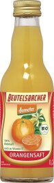 Beutelsbacher Orangensaft Direktsaft 200ml Bio