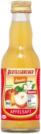 Beutelsbacher Apfelsaft naturtrüber Direktsaft 200ml...