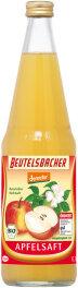Beutelsbacher Apfelsaft naturtrüber Direktsaft 700ml...