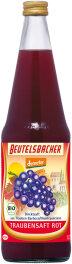 Beutelsbacher Traubensaft rot naturtrüber Direktsaft...